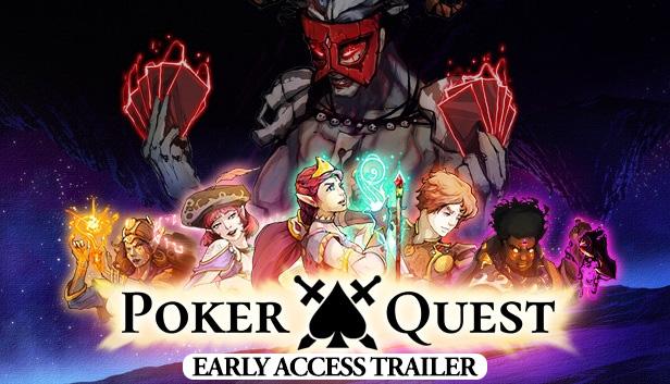 Tras 3 años en desarrollo el Roguelike de Batalla de Cartas POKER QUEST llega hoy a Steam Early Access