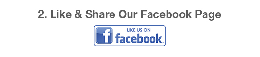 2. Like and share our facebook page