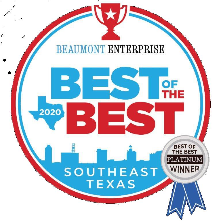 Beaumont Enterprise Best of the Best logo