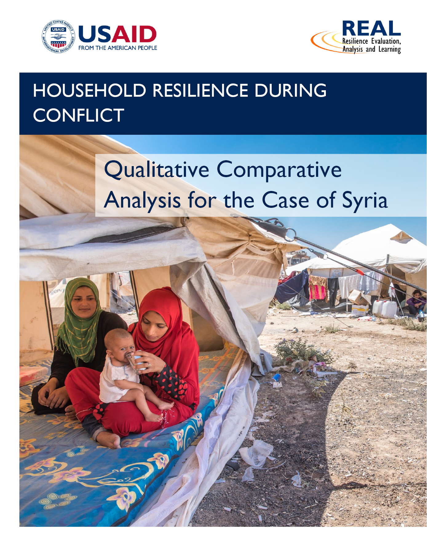Cover image of QCA for the Case of Syria