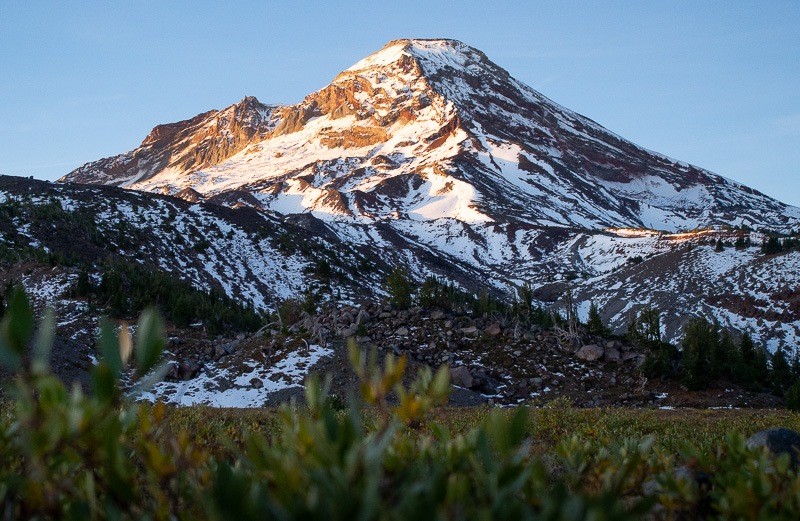 South Sister, Central Cascades Wilderness