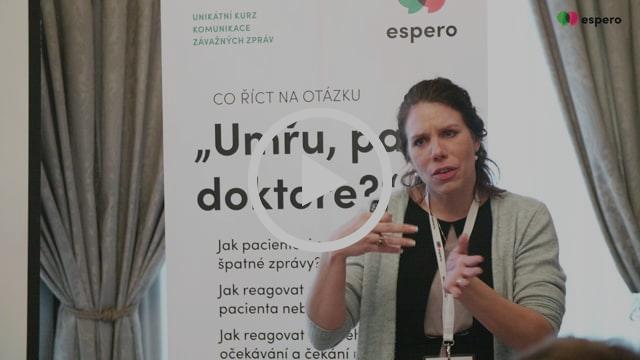 Videopozvánka na Espero