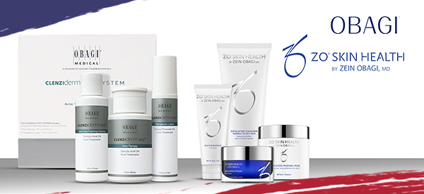 Introducing ZO® Skin Health Acne Line Products: Purchase ZO® Acne Kit or Obagi® Acne Kit, Received a FREE Microdermabrasion ($100 Value)