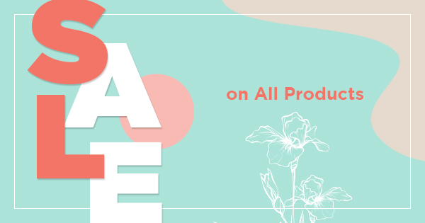 Sale on All Products