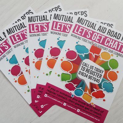 image of leaflets