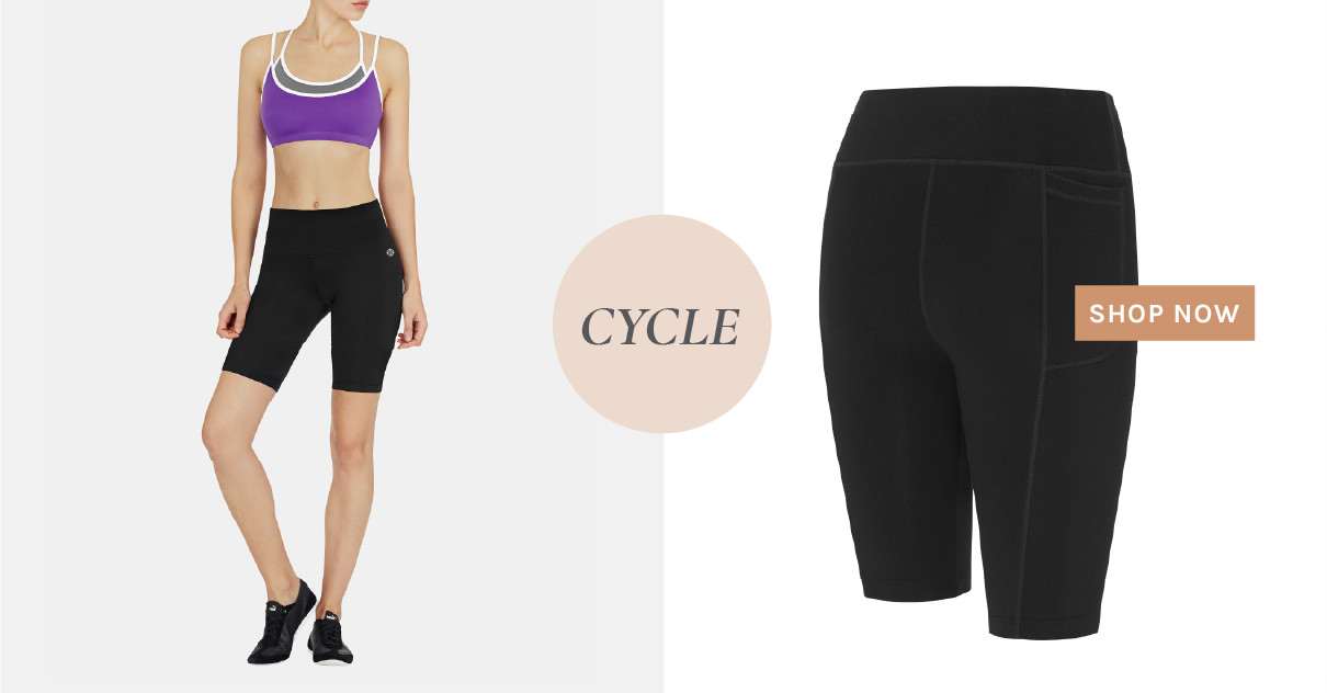 CYCLE TIGHT - NEW, Black