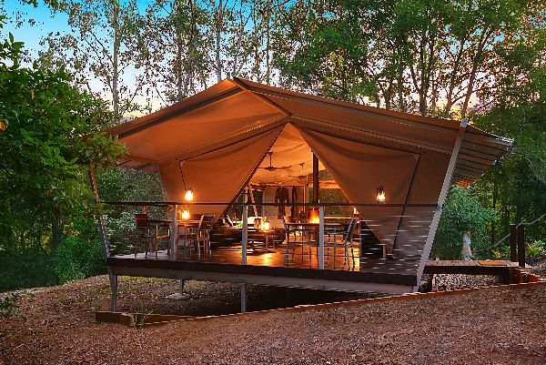 Starry Nights Luxe Camping