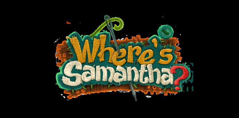 Where's Samantha? –Logo