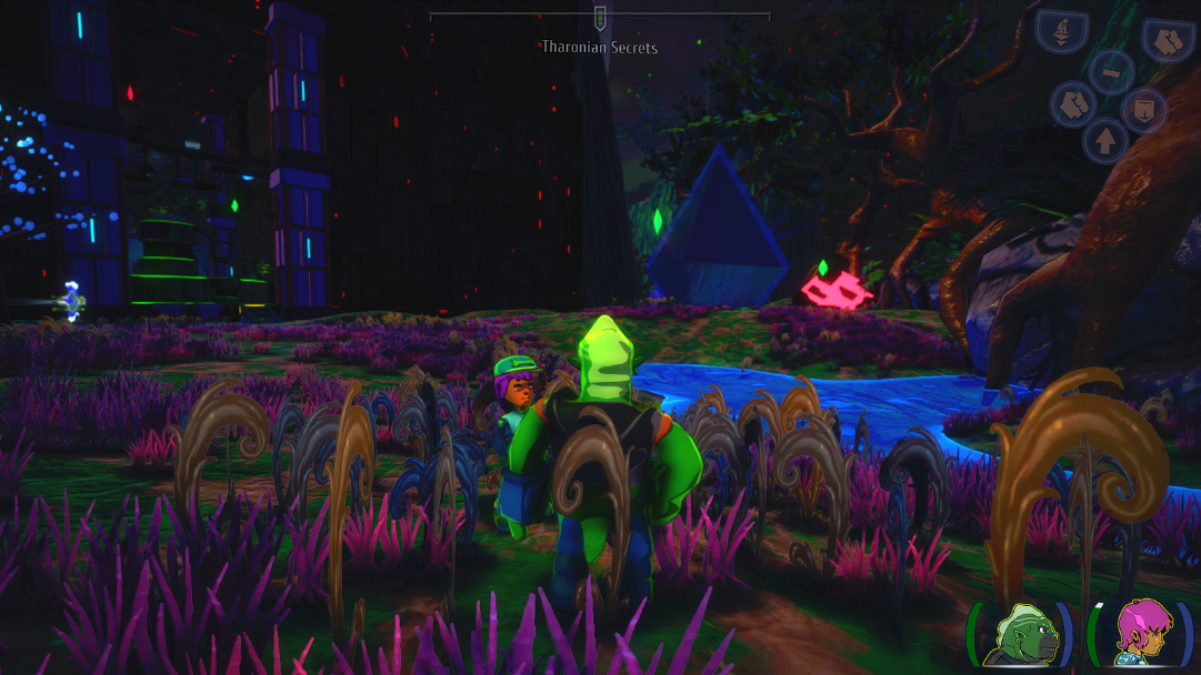 Starlight Alliance - Purple Grass
