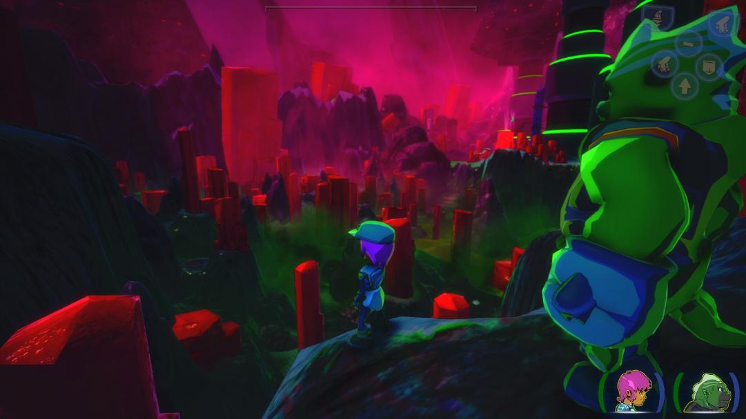 Starlight Alliance - Red Pillars