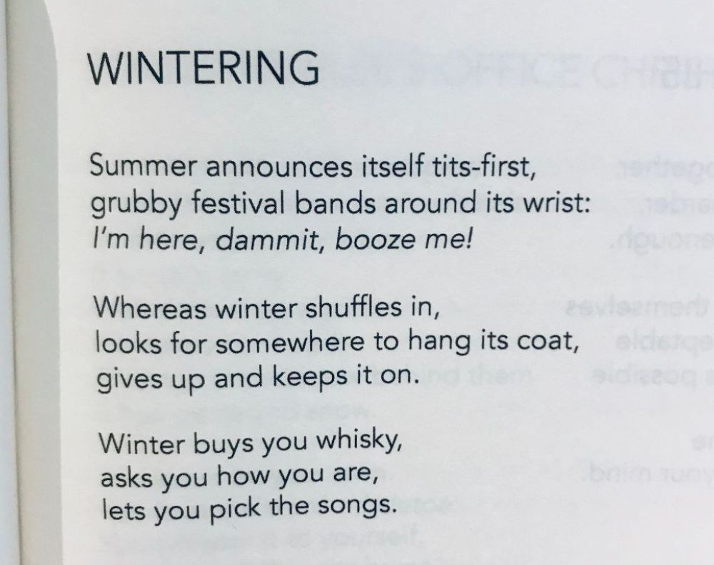 [Wintering by Molly Naylor]