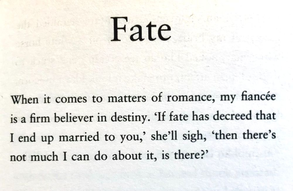 [Fate by Dan Rhodes]