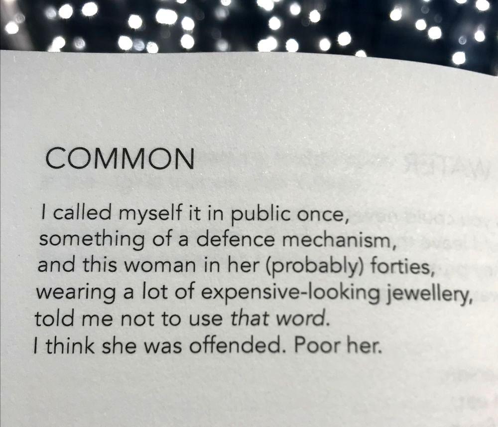 [Common by Maria Ferguson]
