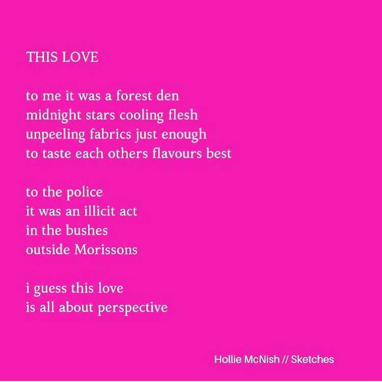 [This Love by Hollie McNish]