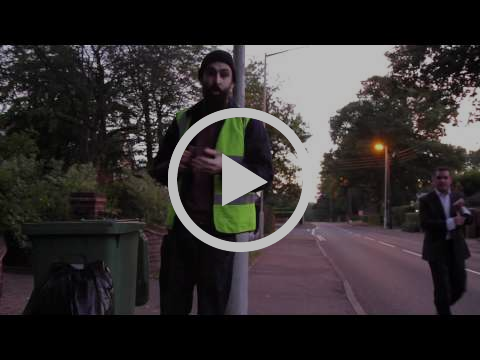 [The Last Binman Poet by Scroobius Pip]