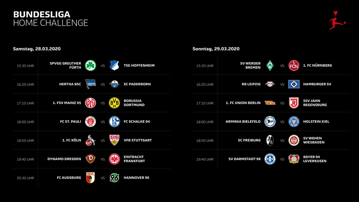 Bundesliga Home Challenge