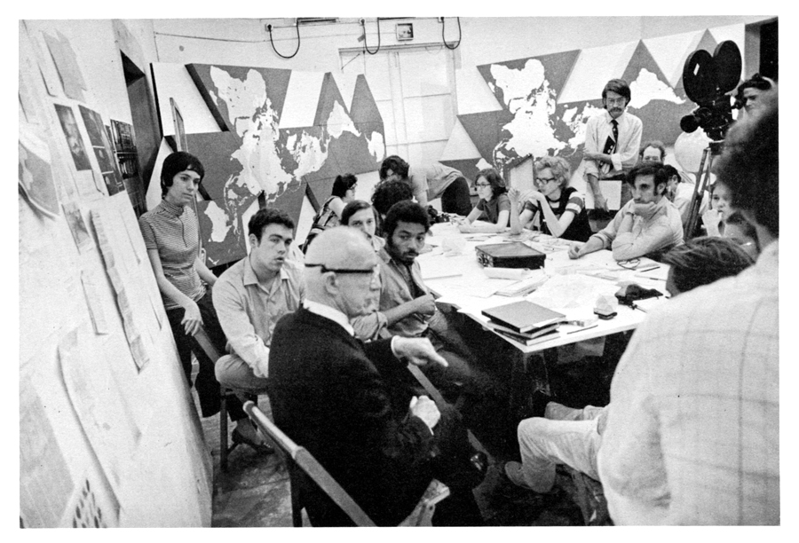 Buckminster Fuller and the World Game