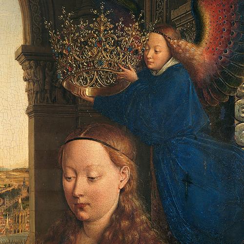 Schilderij van Van Eyck