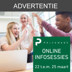 Infosessies Pelckmans