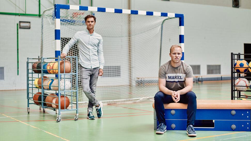 Wouter Bourbon en Laurens Jansen. Campus het Spoor, Mol