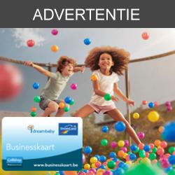 Altijd het grootste voordeel bij DreamLand en Dreambaby met de Businesskaart