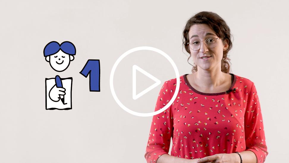 Video Leerstrategieen: 'Waarom je van elke toets slimmer wordt'