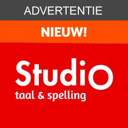 Studio: dé nieuwe taal & spellingmethode van Zwijsen