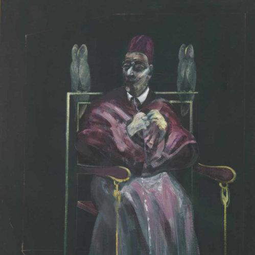 fragment uit werk van Francis Bacon