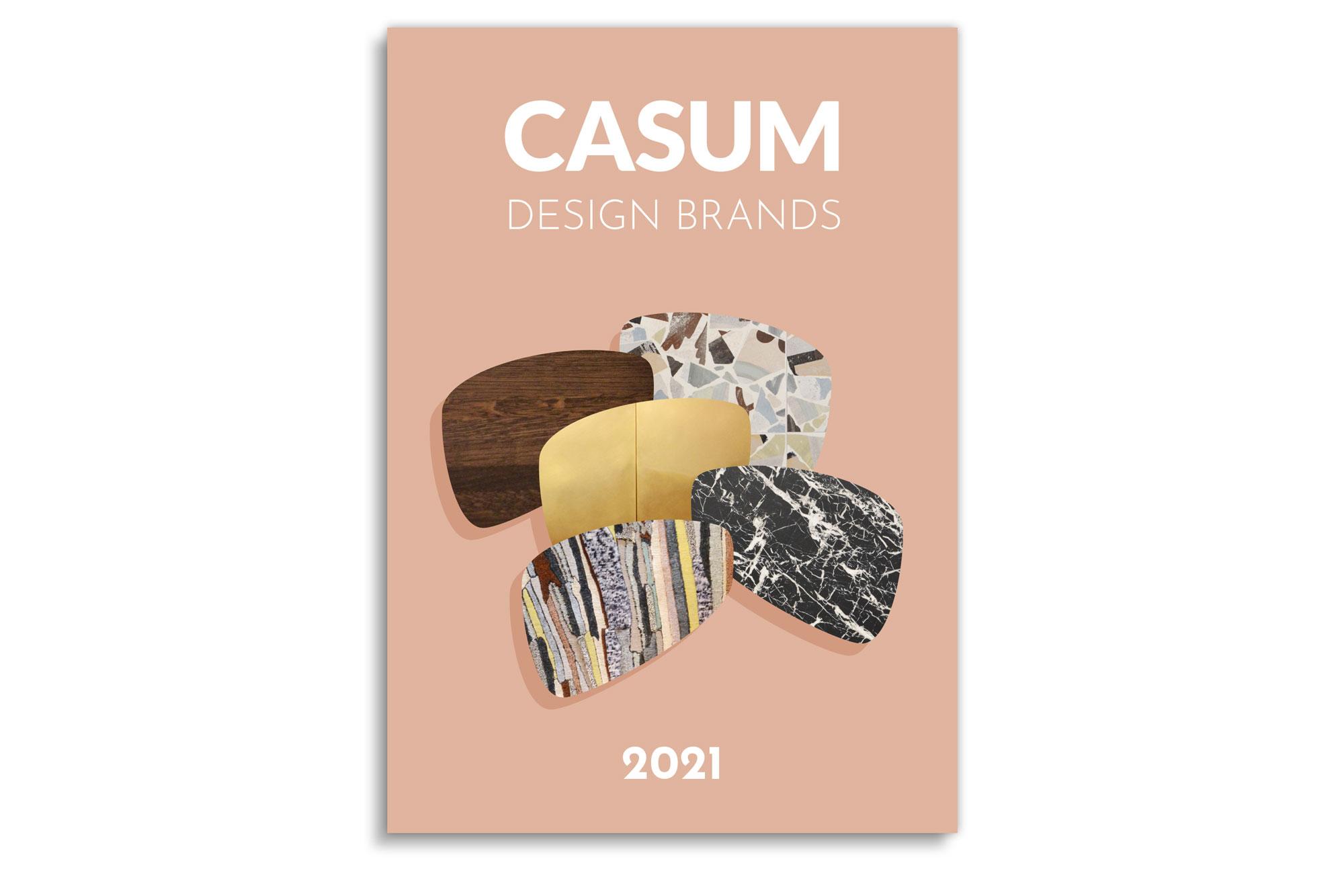 Casum Design Brands 2021 cover