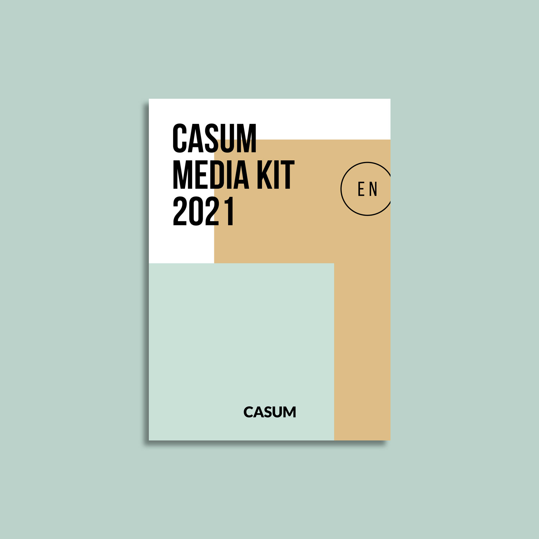 Casum Media kit 2021. English version