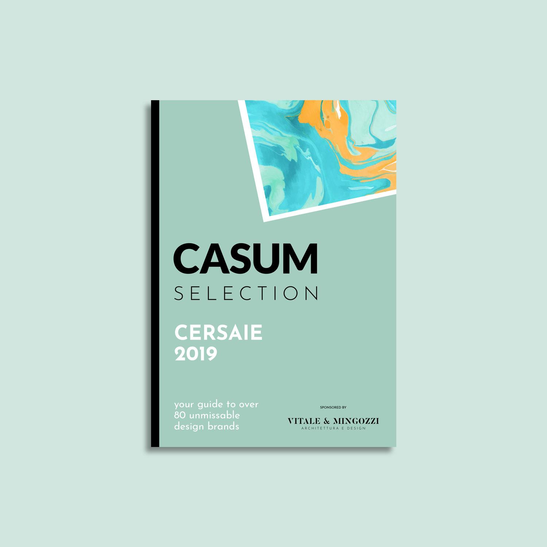 Casum Selection Cersaie 2019 cover