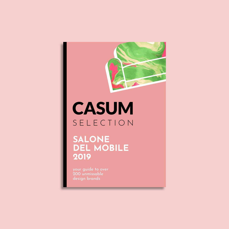Casum Selection Salone del Mobile 2019 cover