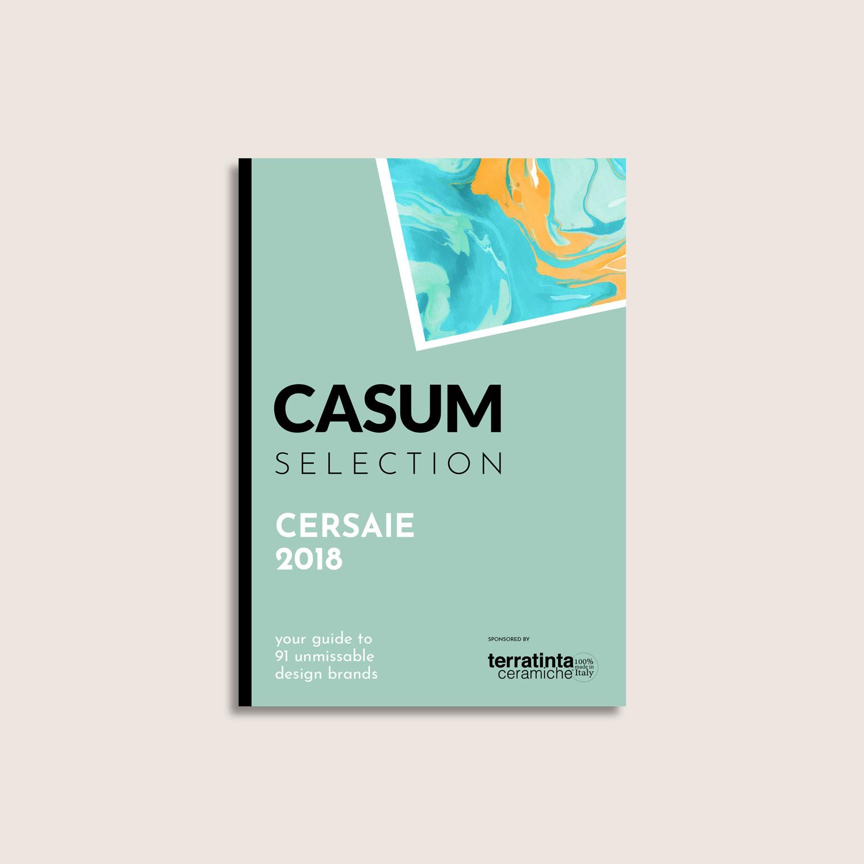 Casum Selection Cersaie 2018 cover