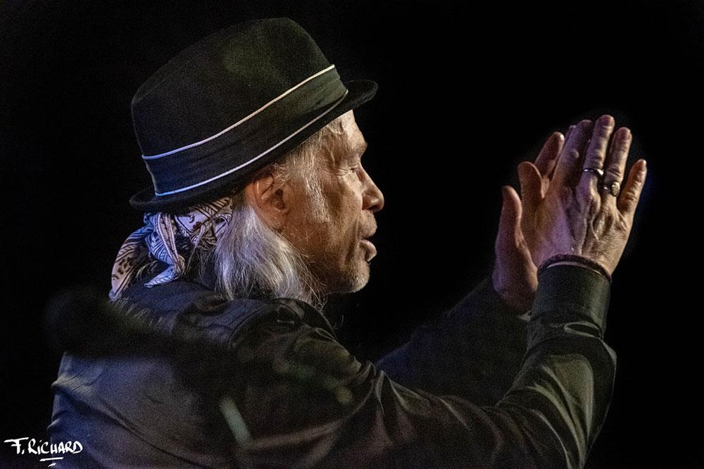 Elliott Murphy - Photograph by François Richard