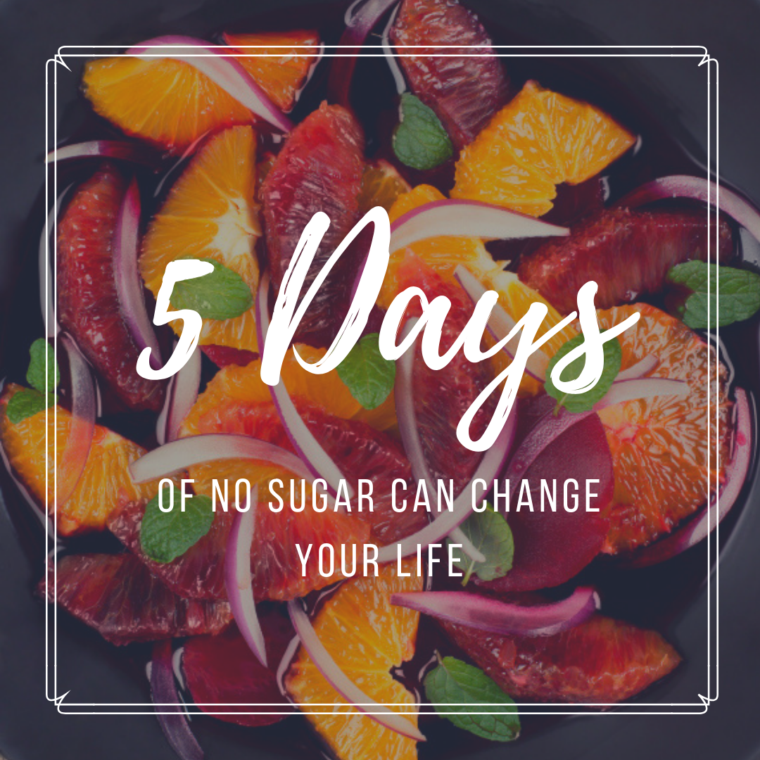 5 Day No Sugar