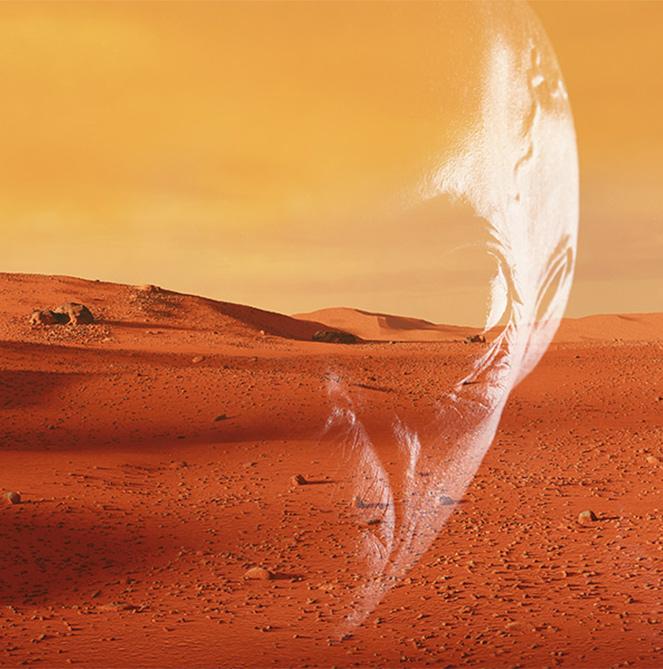 Martian, Martian, Martian!