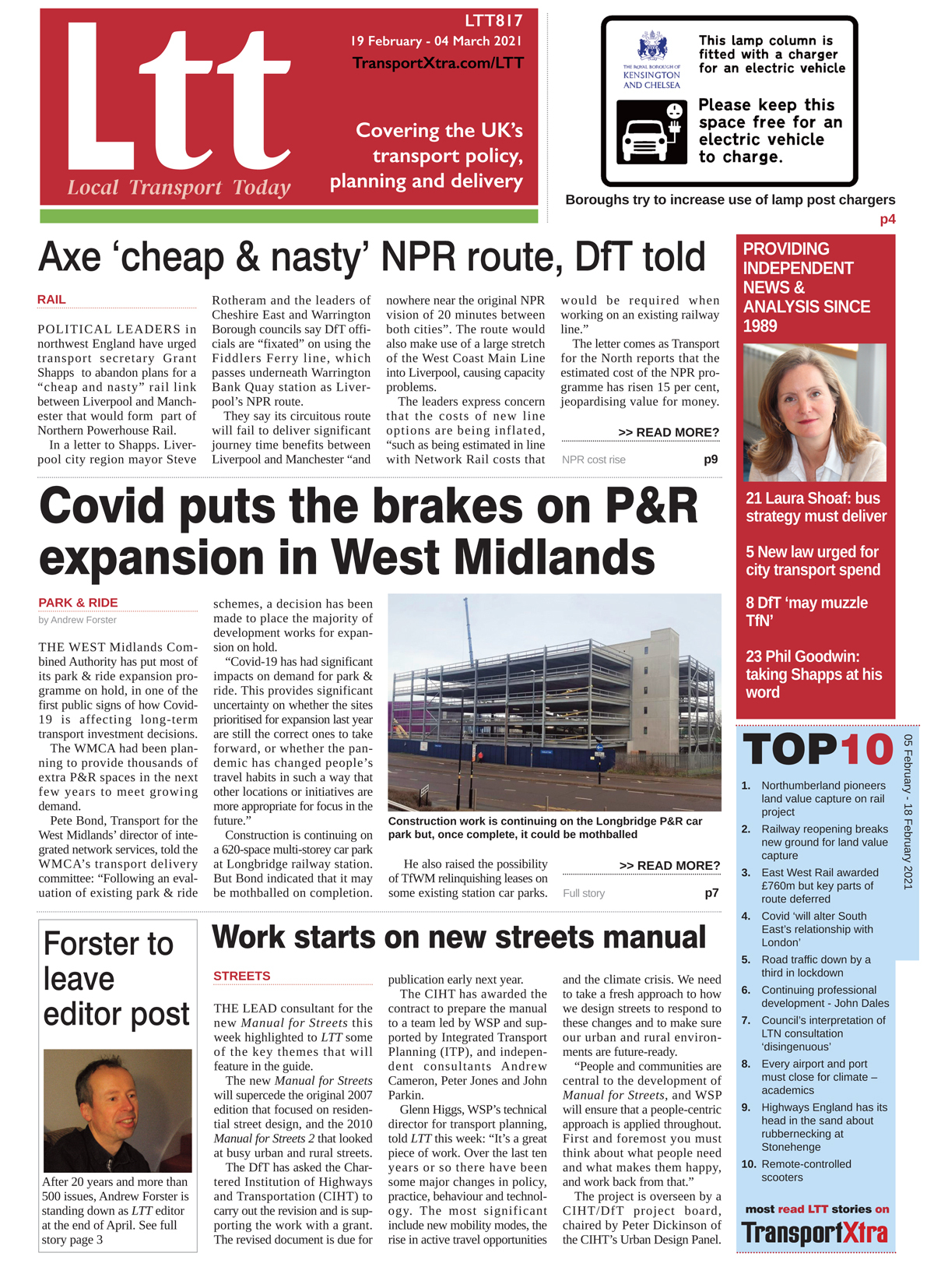 Local Transport Today Issue 817