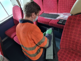 Anti-virus air filters fitted to every Brighton & Hove and Metrobus bus