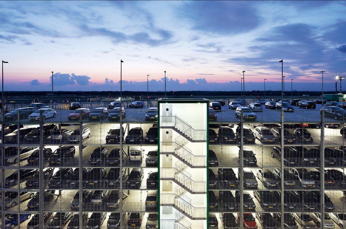 APCOA operates car parks across Europe