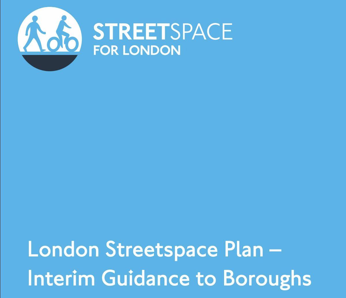 London Streetspace Plan