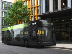 First Bus to trial Arrival's zero emission bus