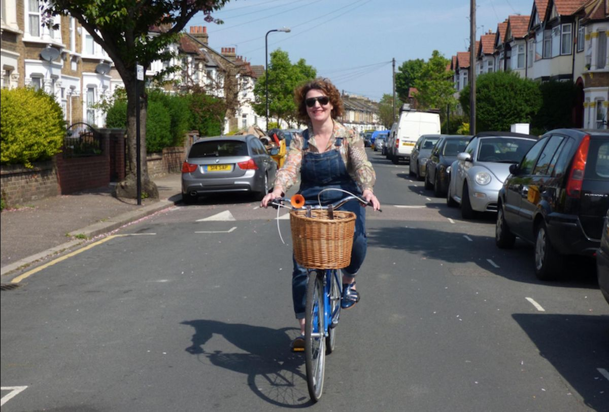 Cycling in outer London has increased 22%, with more people increasingly using bikes to access local high streets and for exercise, says TfL