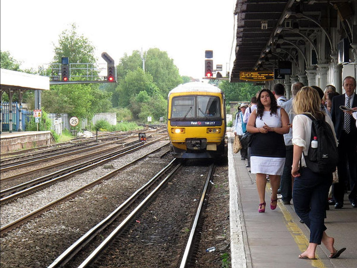 Covid: a permanent reduction in rail commuting expected