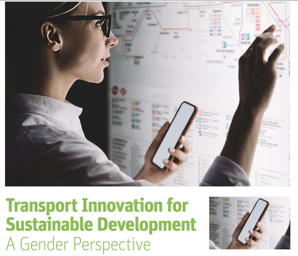 Transport Innovation for Sustainable Development - A Gender Perspective
