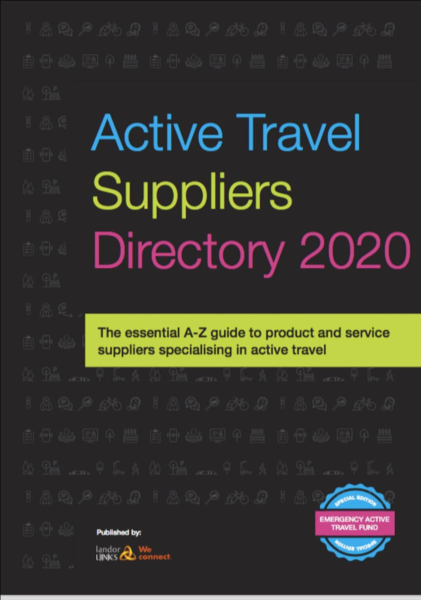 Active Travel Suppliers Directory 2020