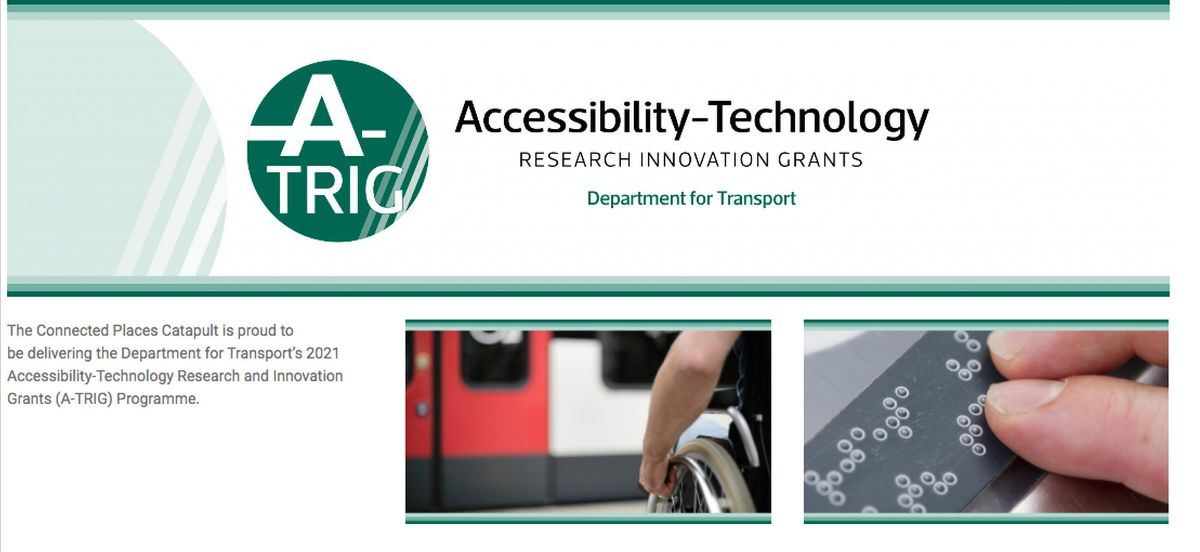New funding for tech solutions to accessible travel challenges