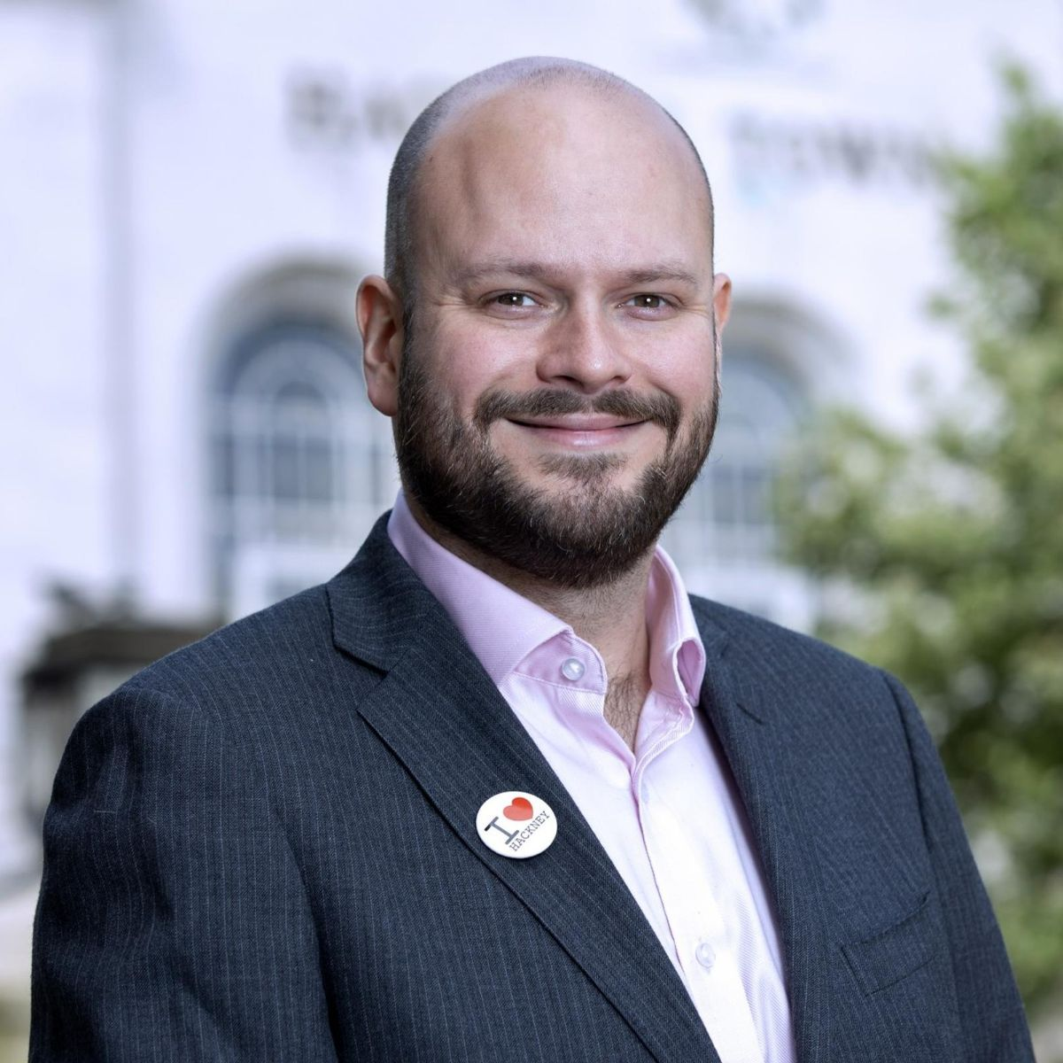 Mayor of Hackney Philip Glanville, chair of London Councils' Transport and Environment Committee (TEC)