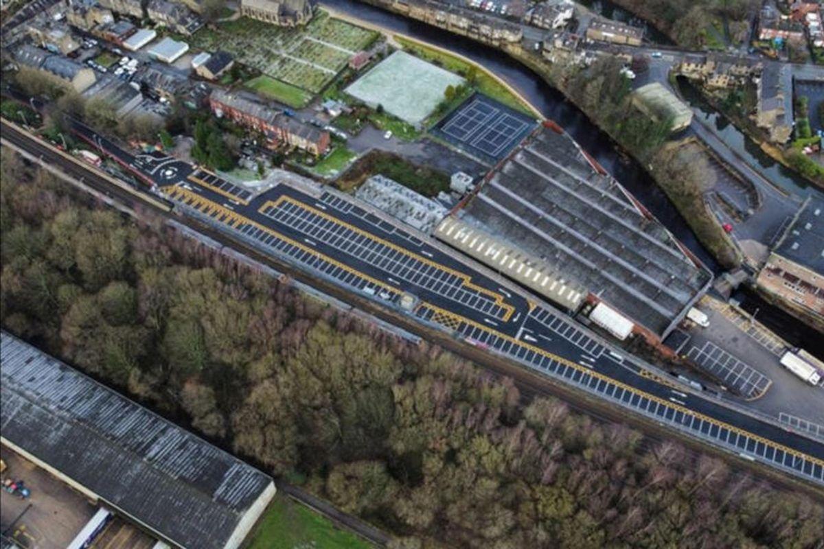 Mytholmroyd station