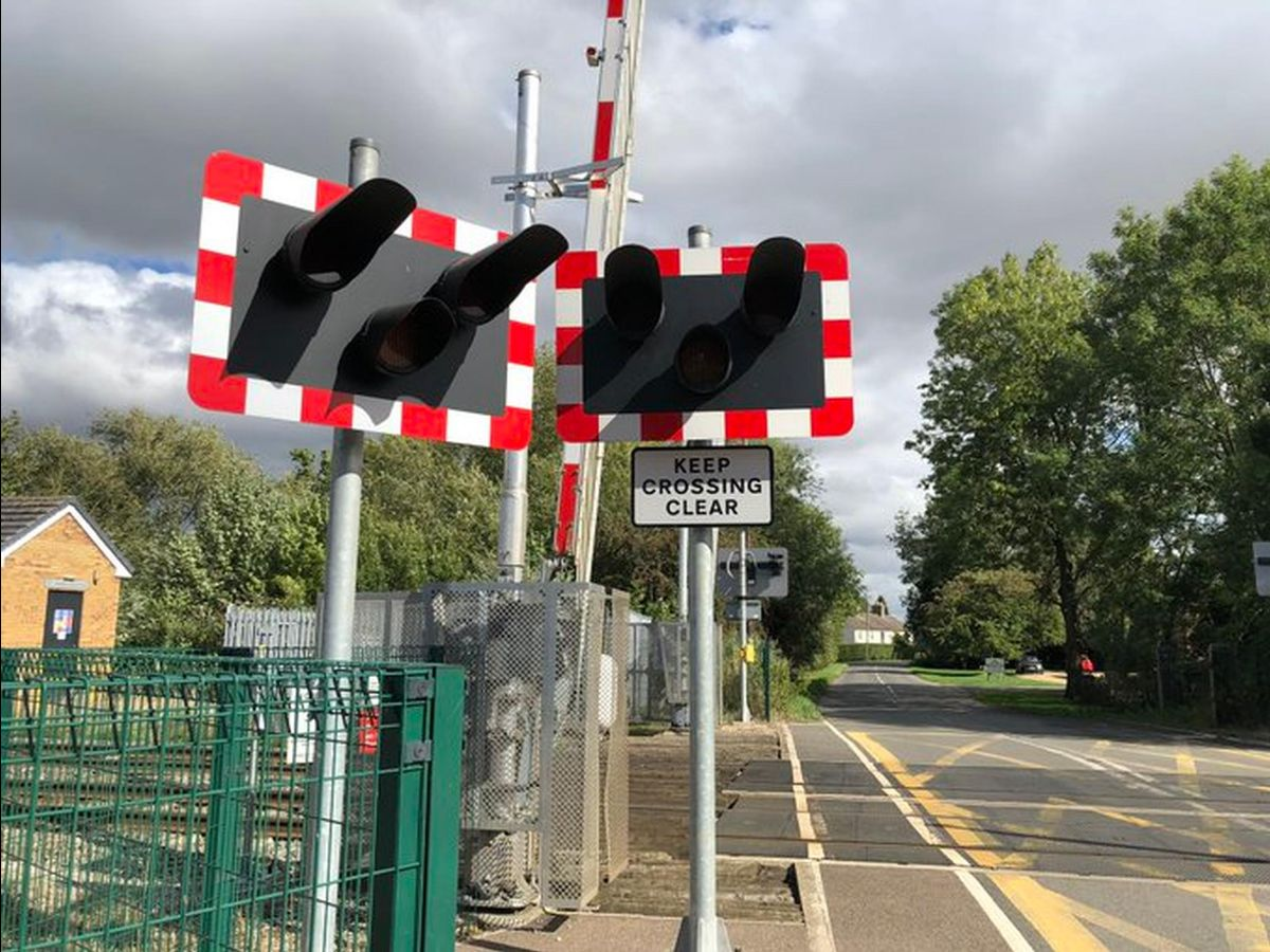 Britain has around 5,800 level crossings on the mainline railway with around another 1,500 on heritage and minor railways