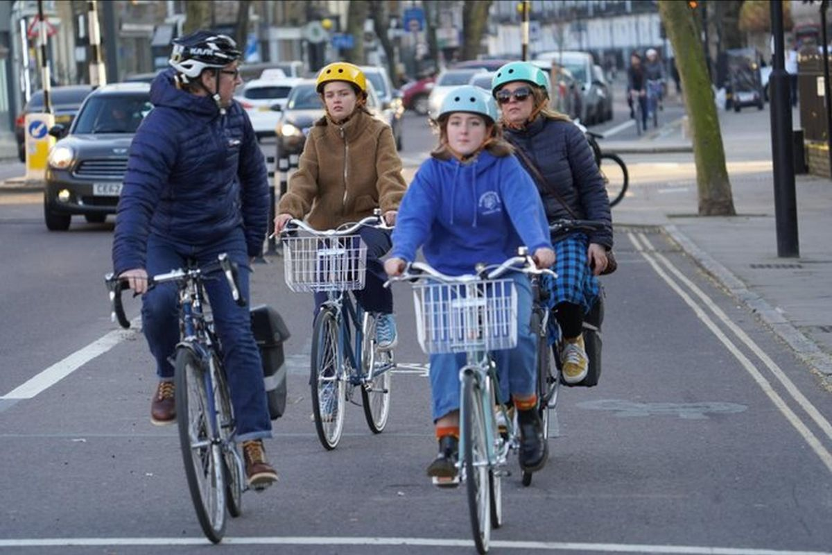 Mayor and Transport for London announces quartet of trial schemes